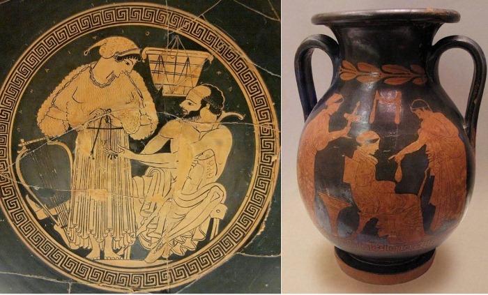 Все о проституции в Древней Греции.